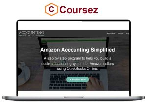 Anna Hill – Amazon Accounting Simplified