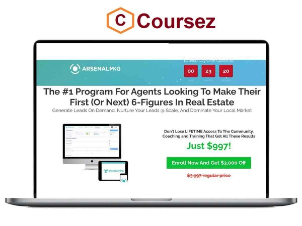 Jason Wardrope – Seller Leads Mastery Course & 6-Figure Agent 2 0 System