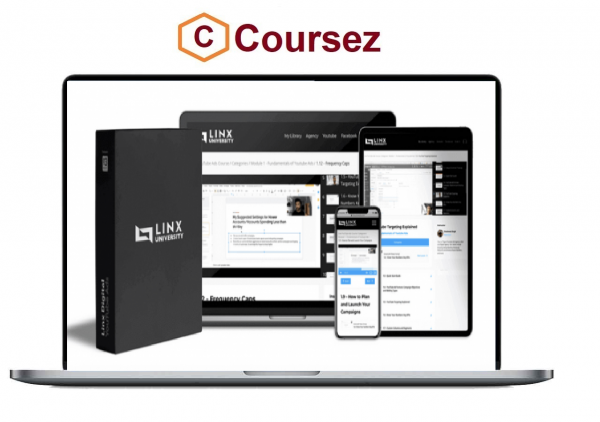 Shash Singh – Linx YouTube Ads Course Download