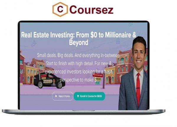 From $0 to Millionaire & Beyond, Meet Kevin, Meet Kevin - Real Estate Investing: From $0 to Millionaire & Beyond, Meet Kevin - Real Estate Investing: From $0 to Millionaire & Beyond Course, Meet Kevin - Real Estate Investing: From $0 to Millionaire & Beyond Download, Real Estate Investing, Real Estate Investing: From $0 to Millionaire & Beyond